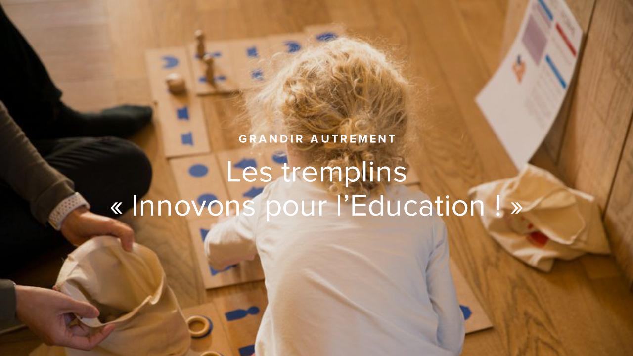 Innovons pour l'Education